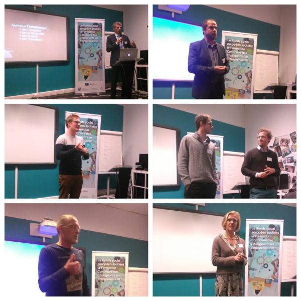 intervenants de la soirée-coach-entrepreneurs-incubateur