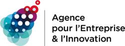 Logo de l'Agence pour l'Entreprise et l'Innovation