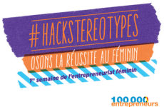 Logo Semaine de l'Entrepreneuriat Féminin